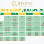 Календарь акций на декабрь, 2020 год .Навигационная, 5